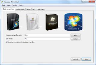تحميل برنامج تسطيب ويندوز من الفلاشه مجانا WintoFlash