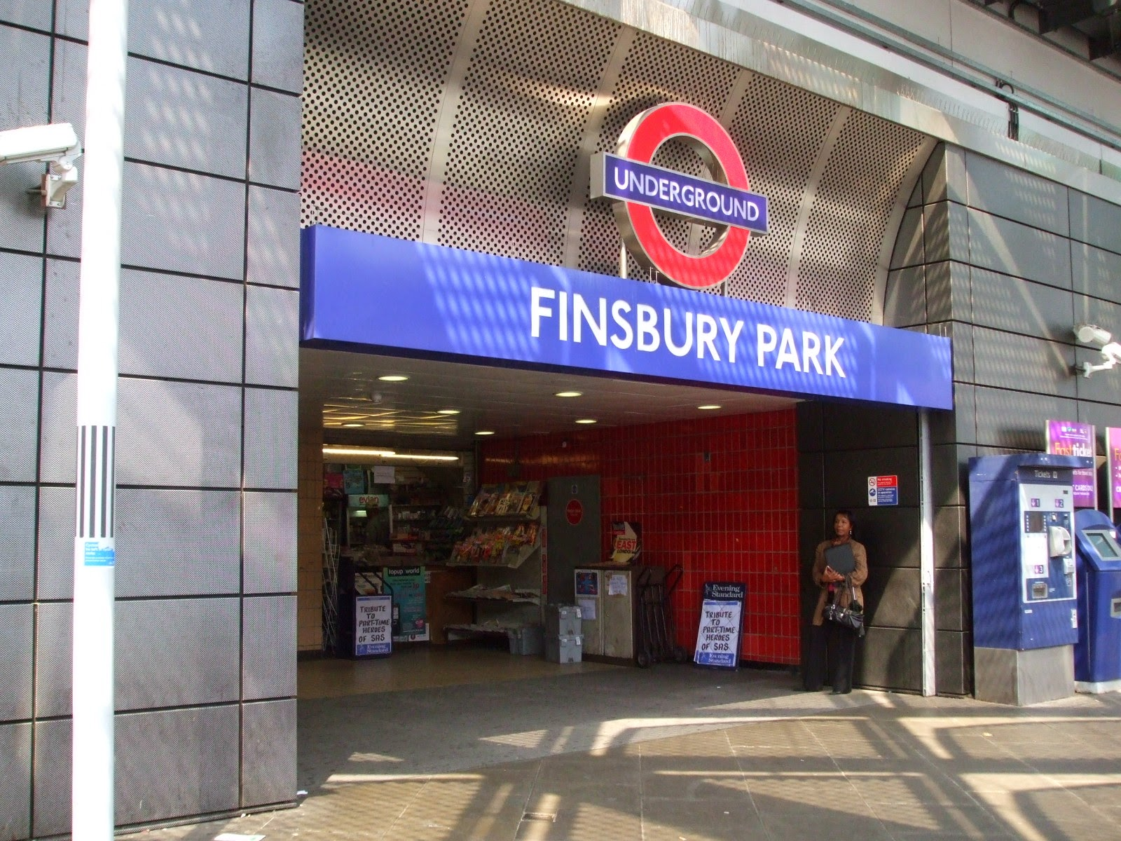 Finsbury Park London