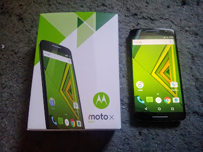 Secondhand Smartphone Upgrade: From 2014 Moto X to 2015 Moto X Play