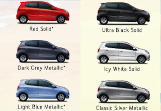 pilihan warna daihatsu ayla