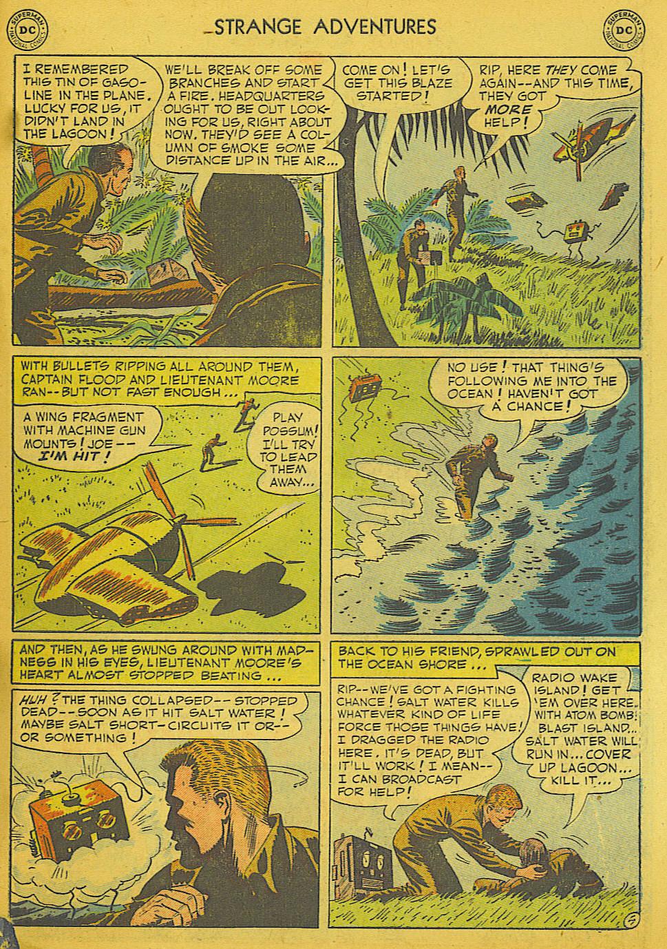 Strange Adventures (1950) issue 16 - Page 31