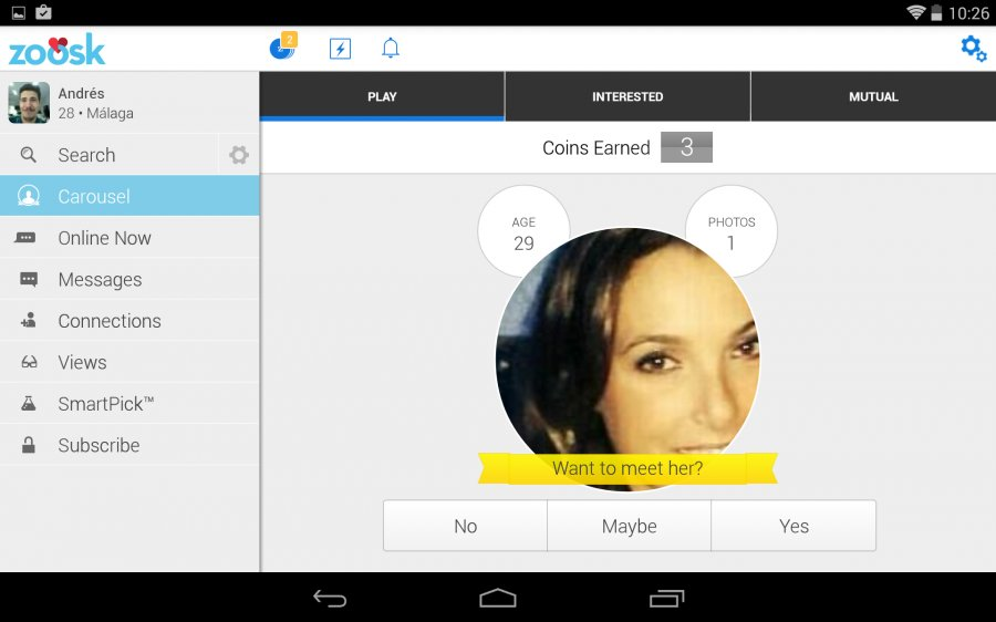 Zoosk Apk For Android - Approm org Best site for MOD APK