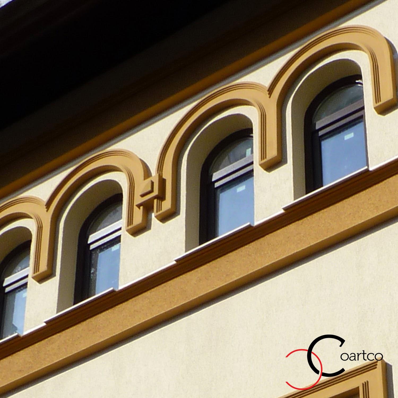 Profile decorative arcade, personalizate, la comanda, model arcada