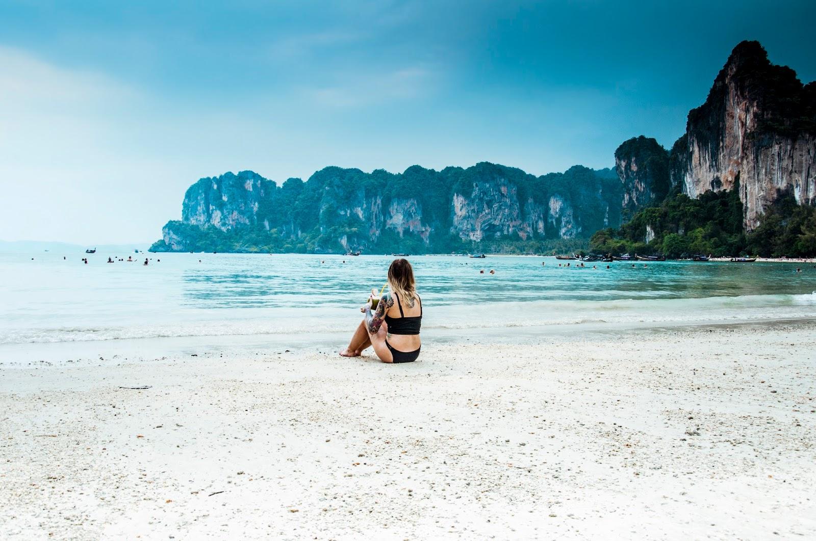 Thailand dream, czyli rajskie plaże..