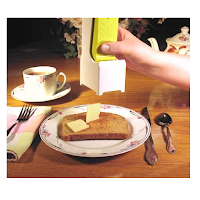 Un coupeur de beurre ultra pratique