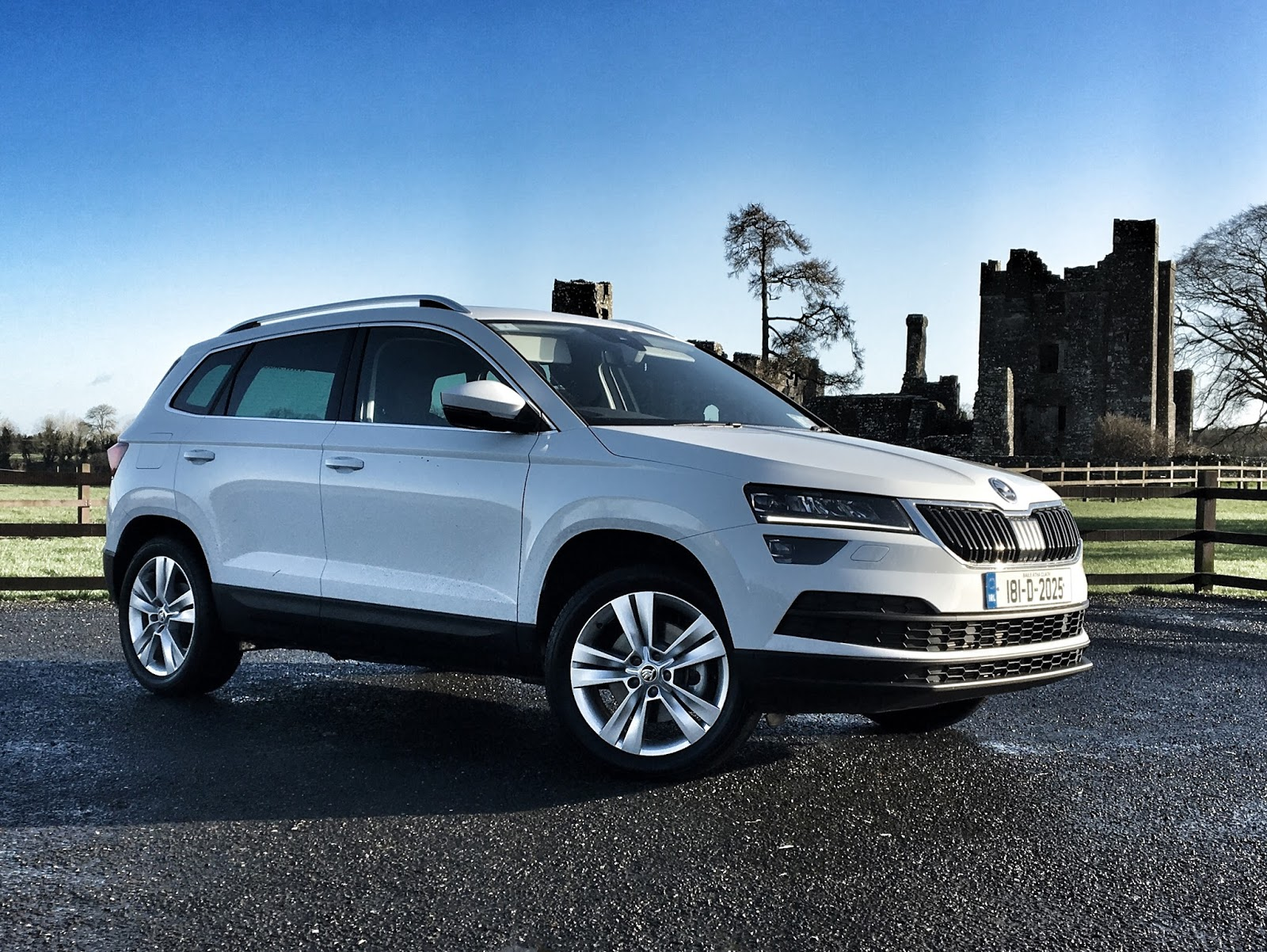 9fd11d9331 The Skoda Karoq has gone on sale in Ireland at a starting price of €27