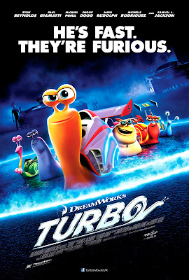 Turbo Movie 2013 Poster