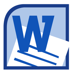 Micrsoft Word Folder icon