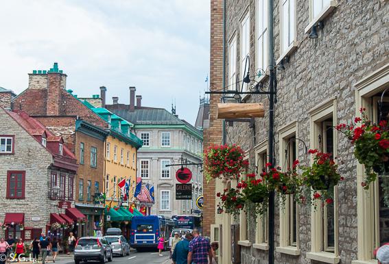 Que ver en Quebec la unica ciudad amurallada al norte de Mexico