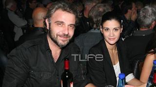 Φάνης Μουρατίδης: Αυτό είναι δύσκολο. Με την Άννα Μαρία επιλέξαμε να ...