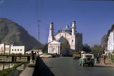 Potret kedamaian di Afghanistan era 1960an