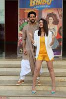 Parineeti Chopra with Ayushmann Khurrana at the Launch of Trailer of Meri Pyaari Bindu 026.JPG