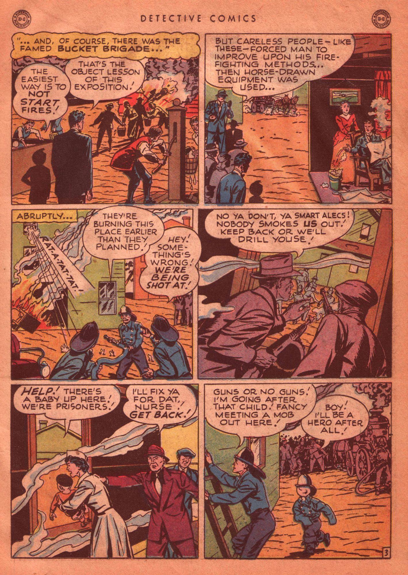 Read online Detective Comics (1937) comic -  Issue #125 - 27