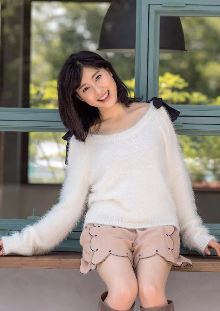 土屋太鳳 Tsuchiya Tao Weekly Playboy No 39-40 2015 Images 3
