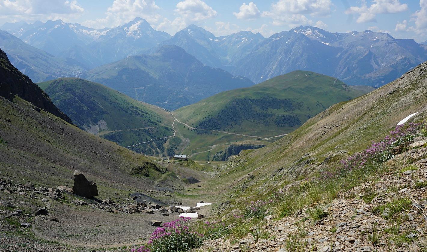 Combe Charbonnière Alpe d'Huez
