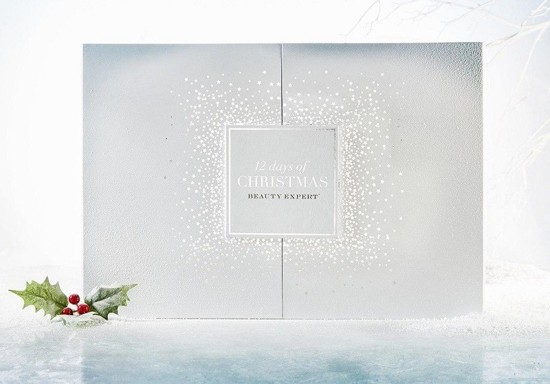 Beauty Expert 12 Days of Christmas Advent Calendar 2017 Contents, Spoilers: Ships Worldwide
