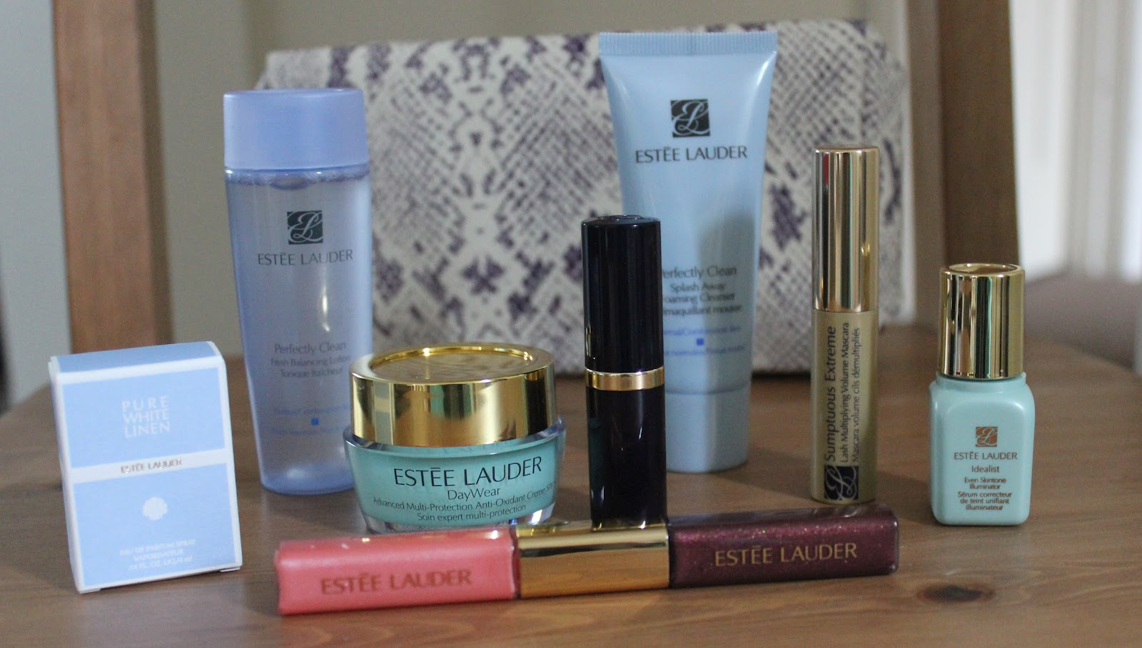 It S The Estee Lauder Gift With Purchase Time Of Year And Since I Haven T