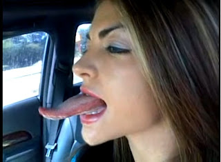 Is this the worlds longest tongue?