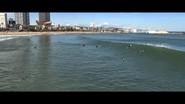 Barcelona Surfing Movie - Trailer