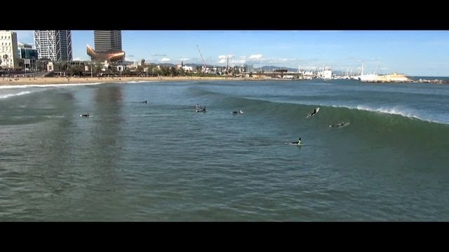 Barcelona Surfing Movie - Trailer