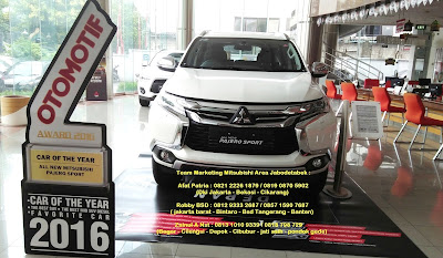 harga all new pajero sport 2017