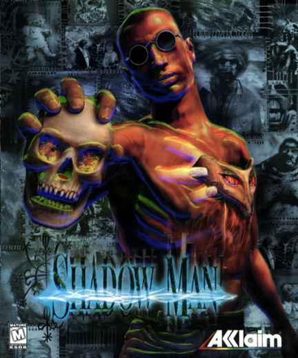 Shadow%2BMan - Shadow Man | PC