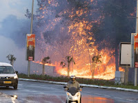 Israel Terbakar, Lalu Bersiap Untuk Ekspansi…