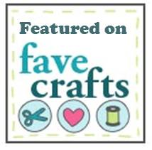 I've Been Featured On Favecrafts.com