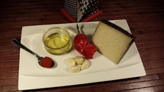 Ingredientes Almogrote Gomero