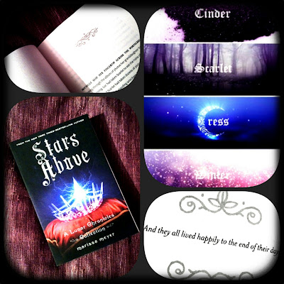 Stars Above (The Lunar Chronicles #4.5) by Marissa Meyer