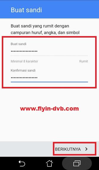 Cara Membuat Akun Gmail Tanpa No HP Langkah 7