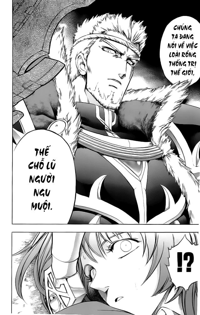 Fire Emblem - Hasha no Tsurugi chap 020 trang 38