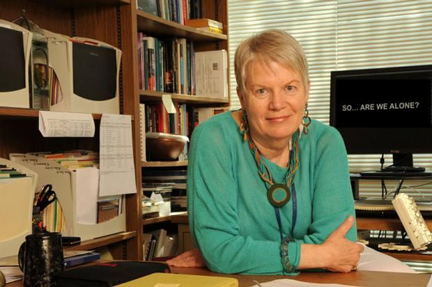 Jill Tarter, de SETI