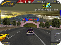 Need For Speed II SE PC Game Snapshot 5