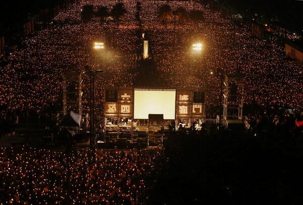 Reedición. Los sucesos de Tiananmen 25 años después