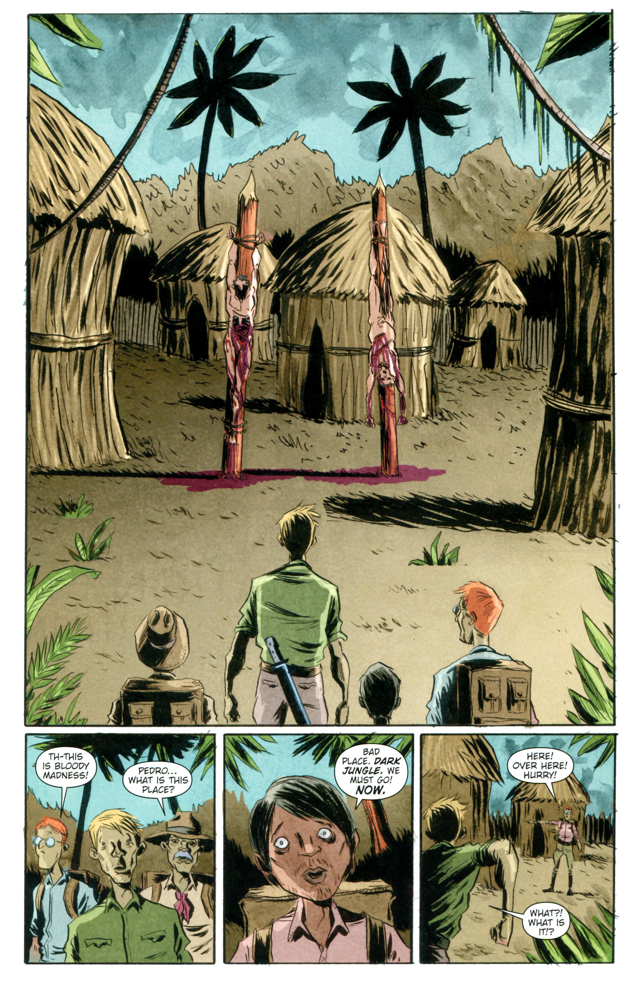 Read online Trillium comic -  Issue #1 - 10