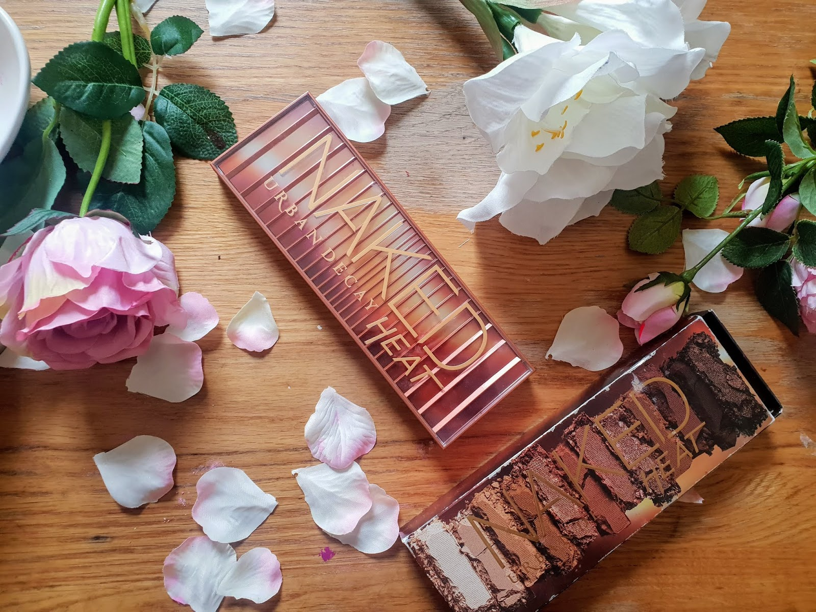 urban decay heat palette uk review