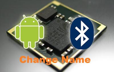 Cara Mudah Merubah Nama Bluetooth Di Semua Android