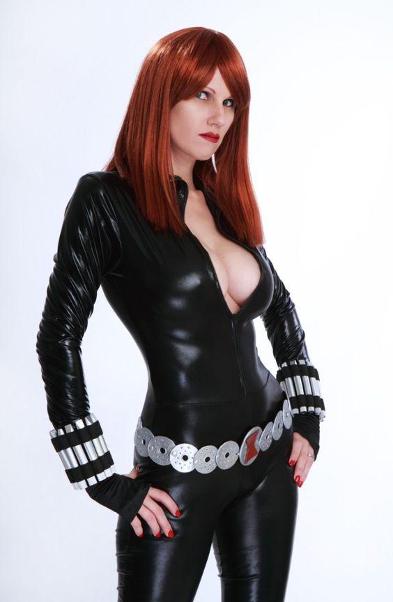 Black Widow (Natasha Romanov), Marvel Comics.