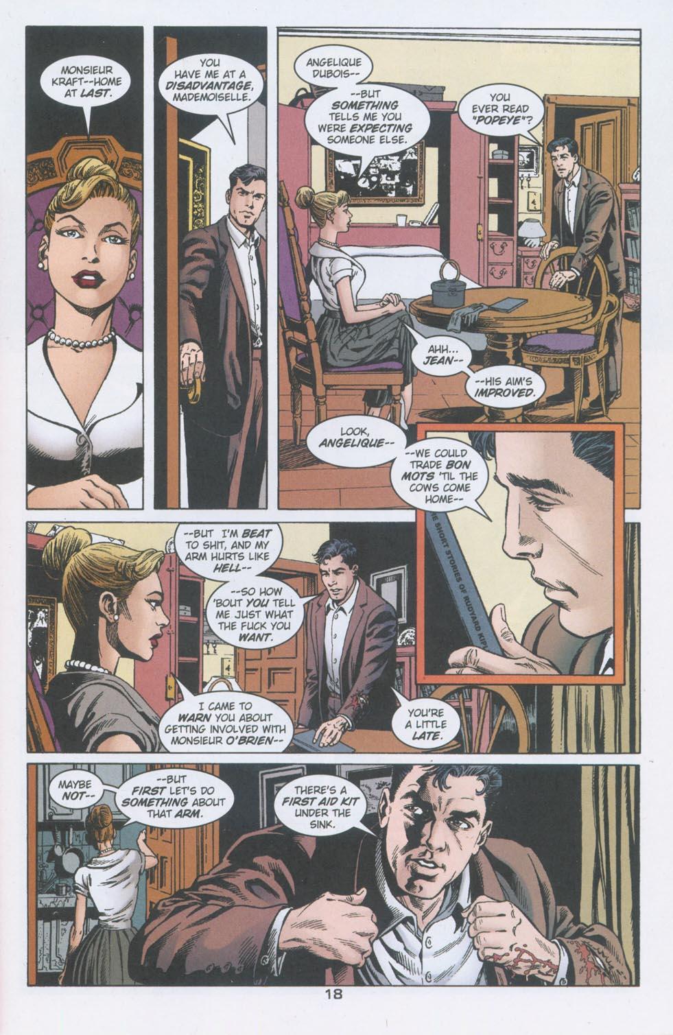 Read online American Century comic -  Issue #14 - 18