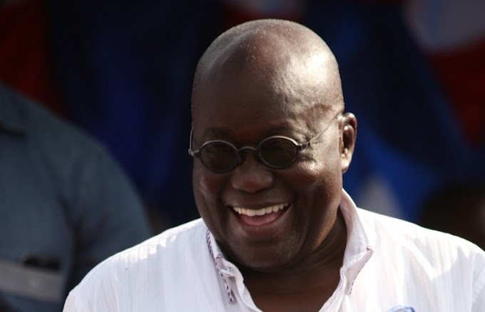 Stay calm – Akufo-Addo to supporters