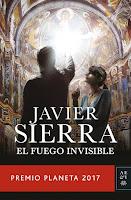 Número 7: El fuego invisible, de Javier Sierra.