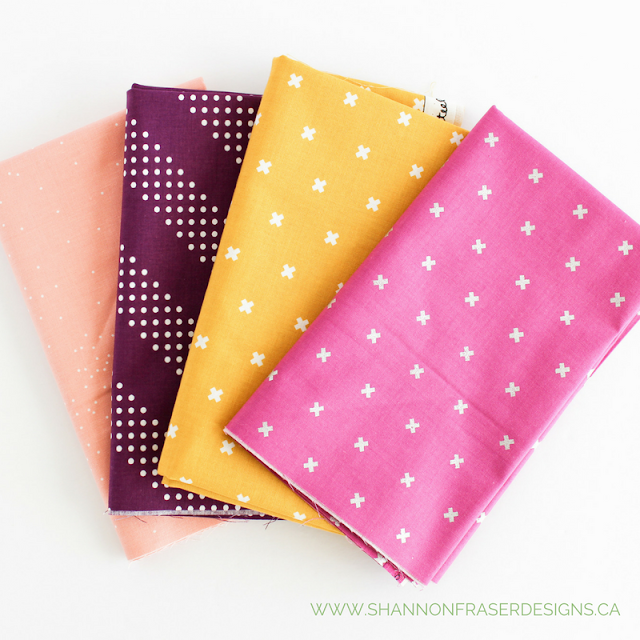 Sunday Stash - Mad About Patchwork | Shannon Fraser Designs | Modern Quilting | Quilting Fabric | Quilt Shop | Cotton + Steel | Kona Solids | Essex Linen