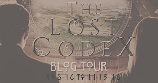 The Lost Codex Blog Tour