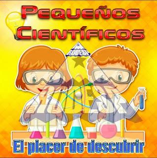 CLUB PEQUEÑOS CIENTIFICOS