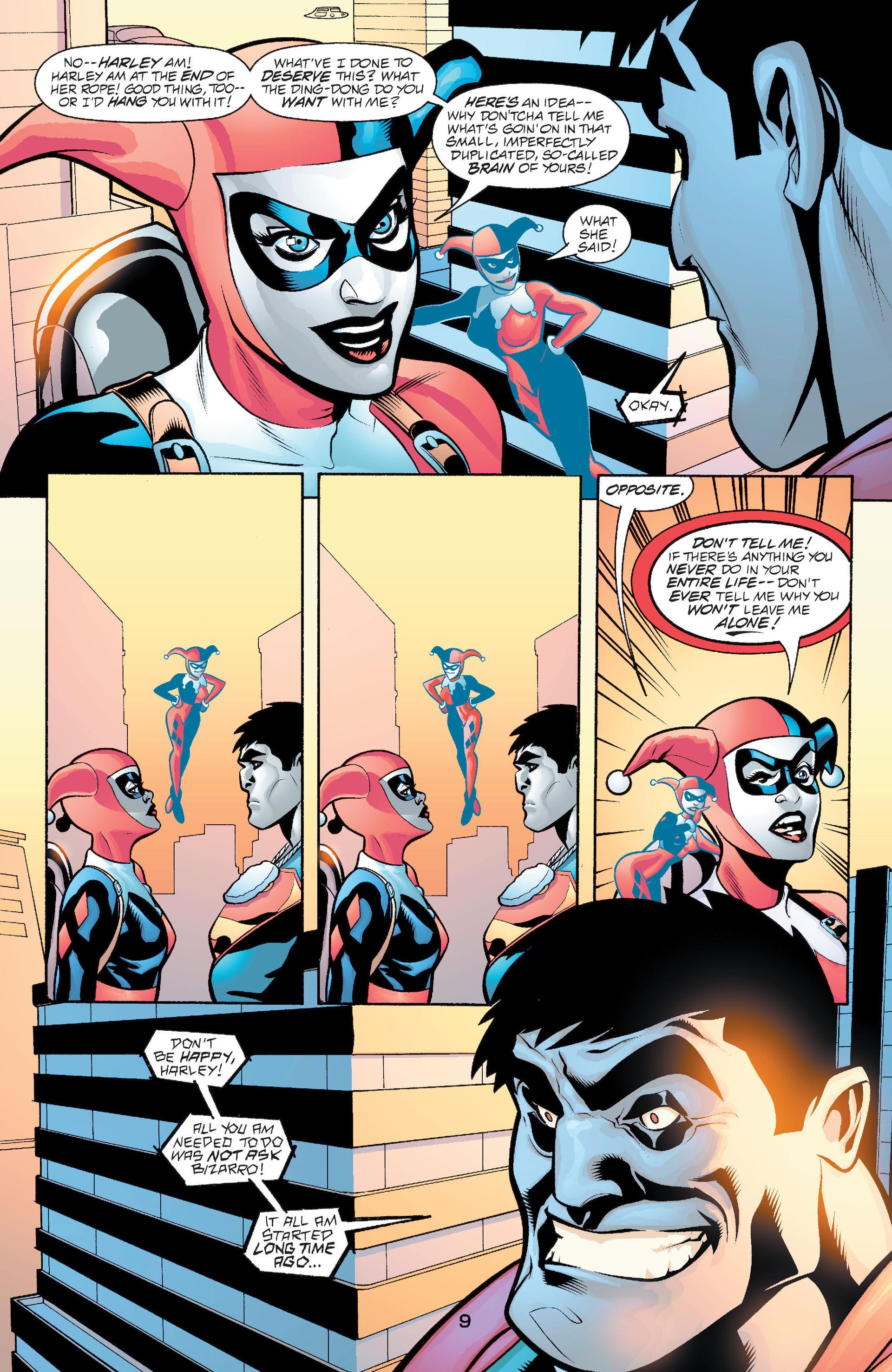 Harley Quinn (2000) Issue #17 #17 - English 9