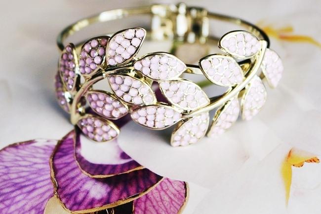 Oriflame Verdana jewelry set bracelet cuff