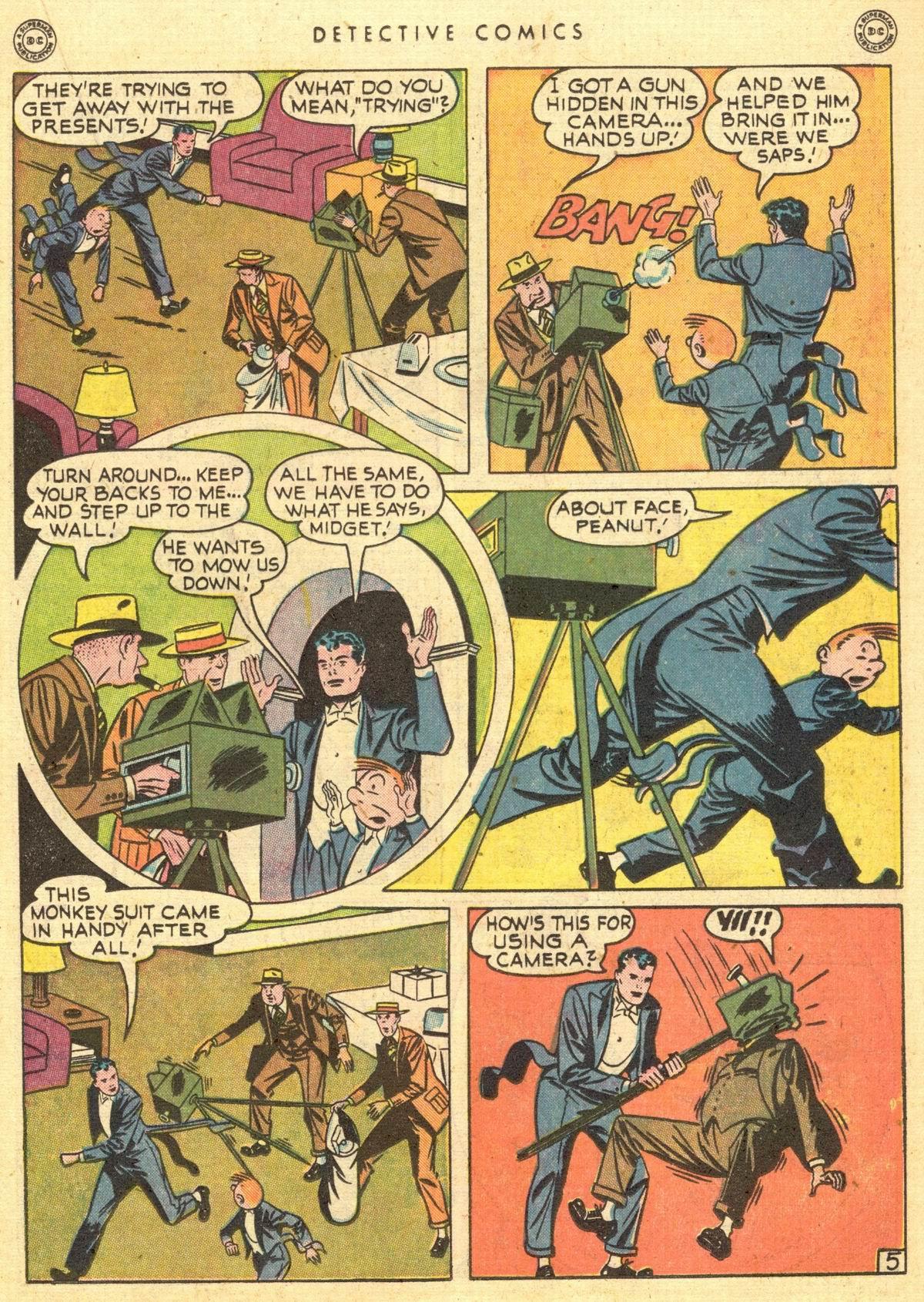 Read online Detective Comics (1937) comic -  Issue #150 - 28