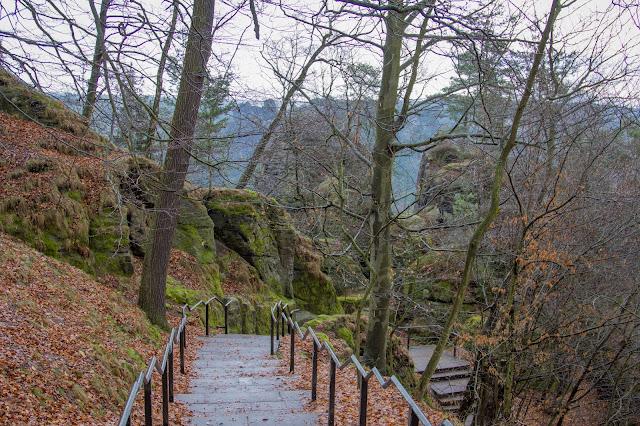 rundweg saechsische schweiz bastei basteibruecke elbsandsteingebirge 14