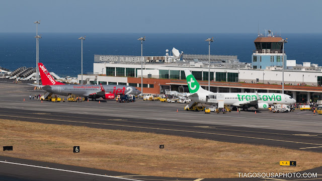 Transavia: een prima manier om te vliegen naar Madeira.